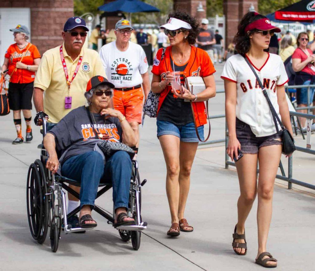 Wheelchair Division
