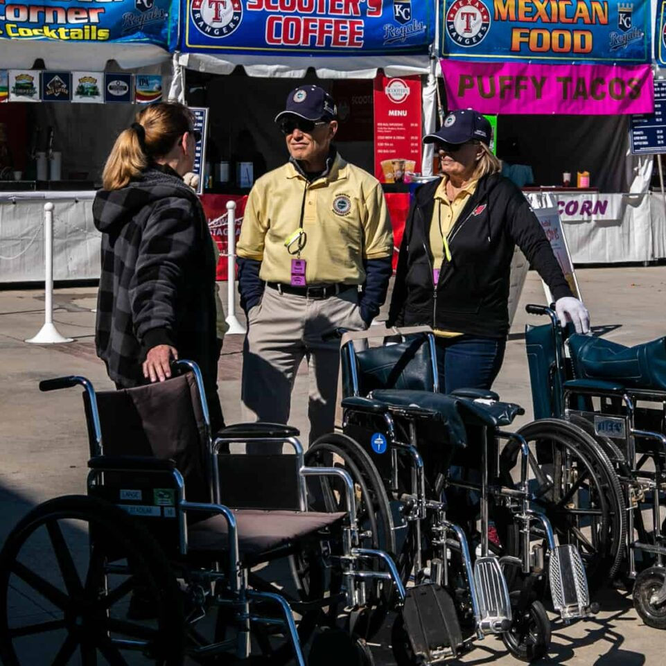 Wheelchair Division